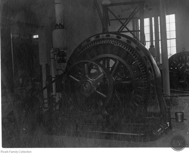 Interior of the EKU Power Plant