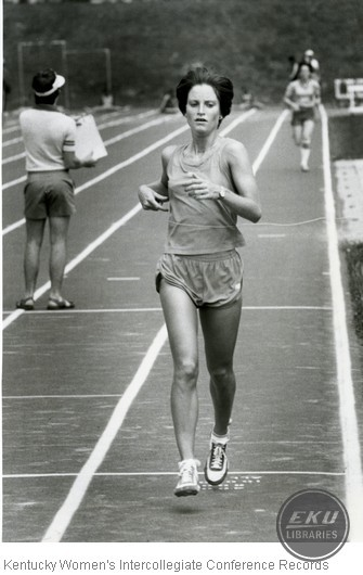 Unidentified Runner