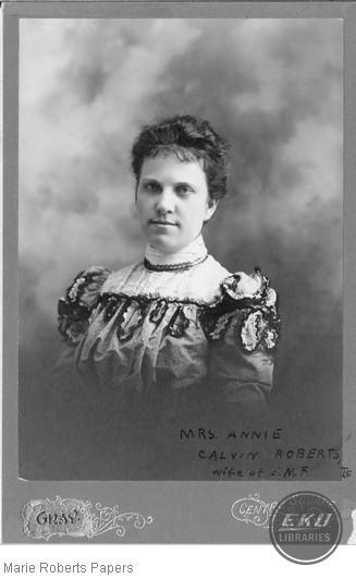 Annie Calvin Roberts
