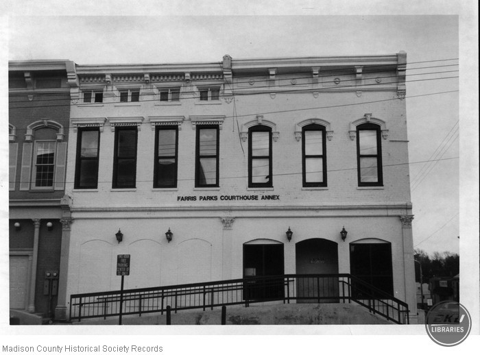 Commercial Building at 107 North First Street, Richmond