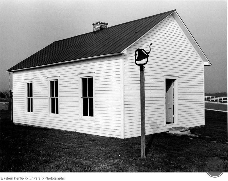 Granny Richardson one room school house