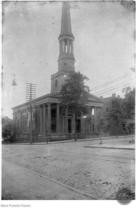 St. Pauls Church in Richmond, Virginia
