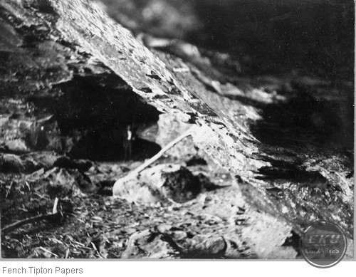 Unidentified Cave
