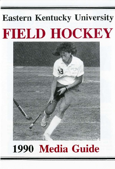 Sports Media Guide-Field Hockey
