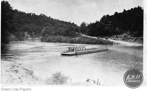 Boonesborough Ferry