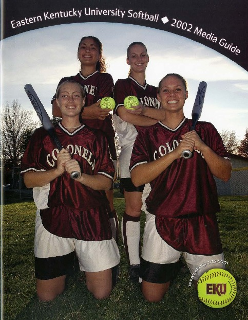 Sports Media Guide-Softball