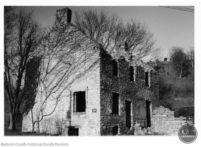 Andrew Bogie House Ruins