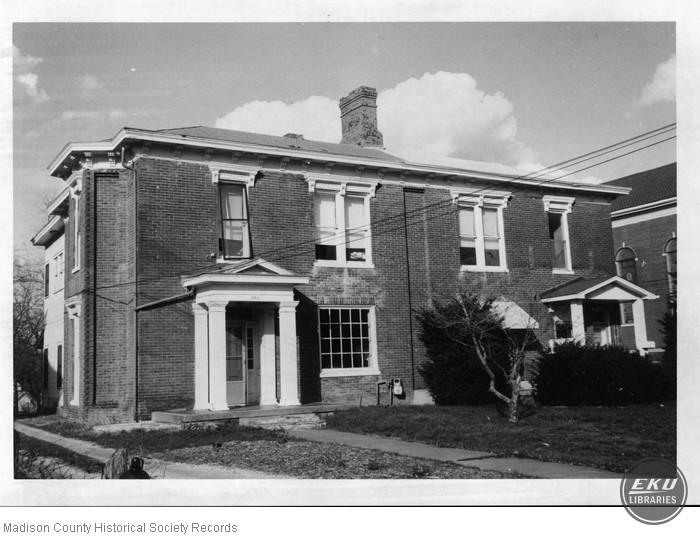 Mrs. Frank Clay House and Joe Harris House