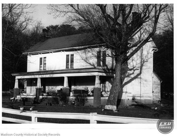 Mateline L. Clark House