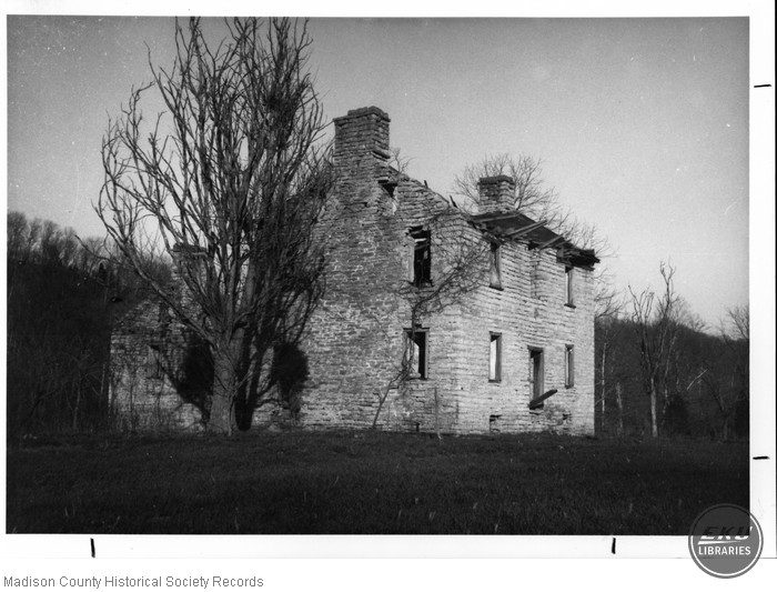 James Bogie House Ruin