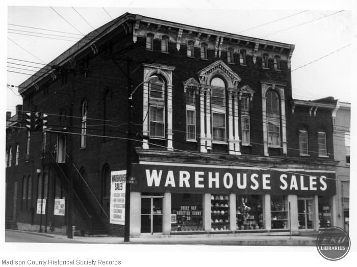 I.O.O.F. Hall/W.S. Oldham Building