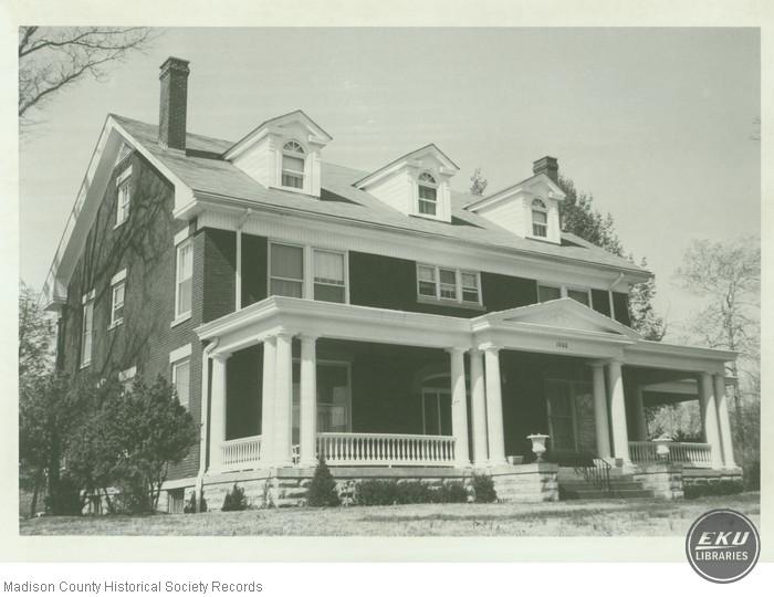 Jonah Wagers House