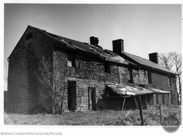 Isaac Newland House/Shelby Irvine House