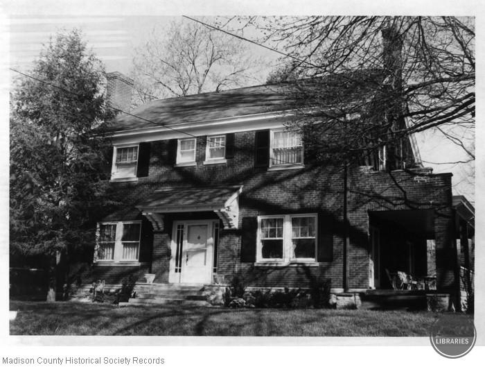 Keen Johnson House