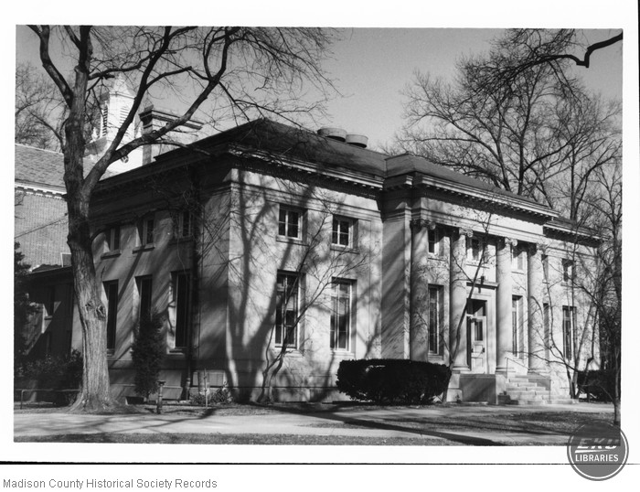 Carnegie Library/Frost Building