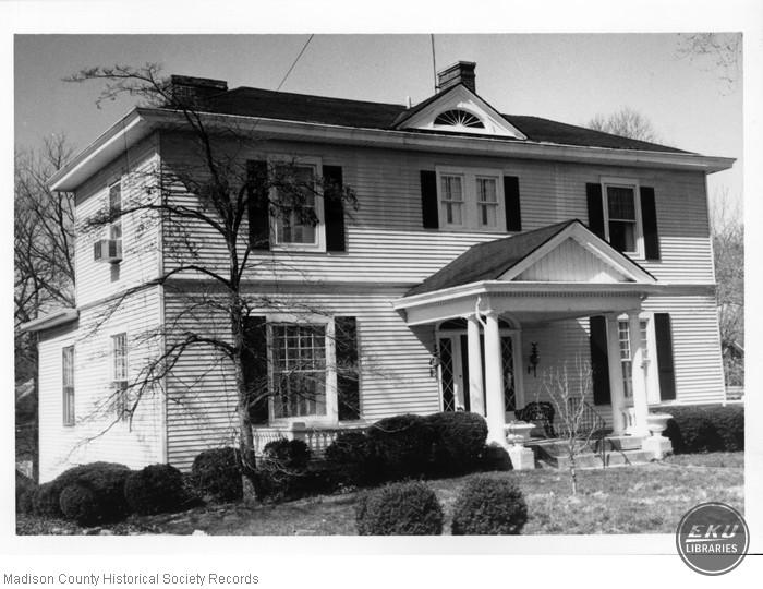 Mary Keen Shackelford House