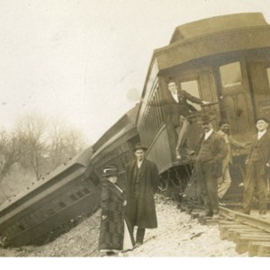 Passenger Train Crash