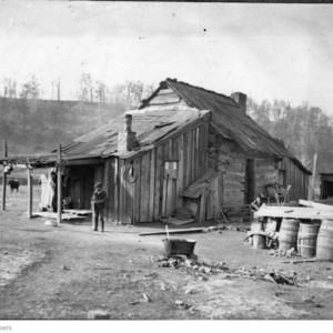 A home near Ashland, KY
