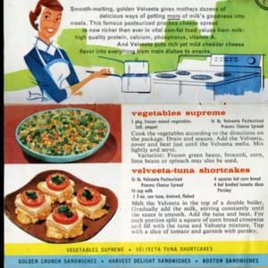 Velveeta Recipe Book