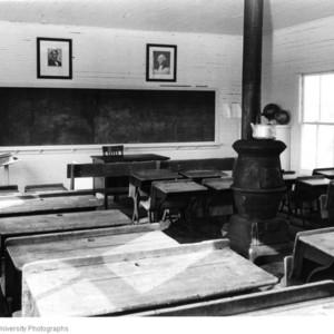 Granny Richardson's one room school house