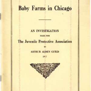 Baby Farms in Chicago