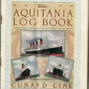 Aquitania Log Book